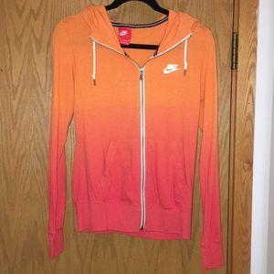 Nike Ombré Full Zip sweatshirt